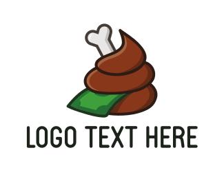 Cash - Dirty Money  logo design