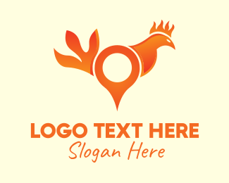 Place - Rooster Place logo design