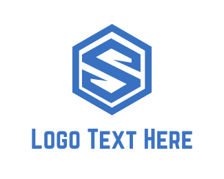 Business - Shield Letter S logo design