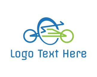Physical Training - Cycle Portal logo design