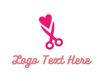 Snip Love Logo