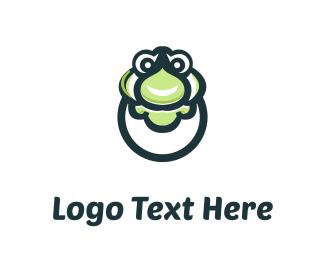 Turtle - Baby Turtle logo design