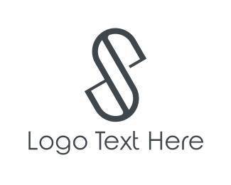 Showroom - Minimalist Letter S logo design