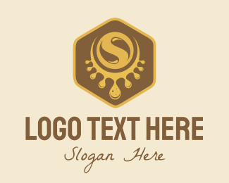 Hive - Sweet Hexagon logo design