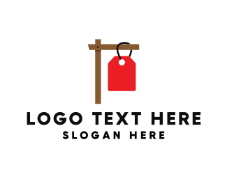 Hangtag - Sign Hangtag logo design