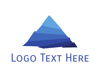 Outdoor - Blue Mountain Stairs logo design