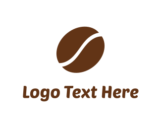 Mocha - Coffee Bean  logo design