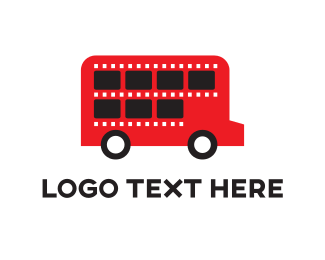 Urban - London Bus logo design