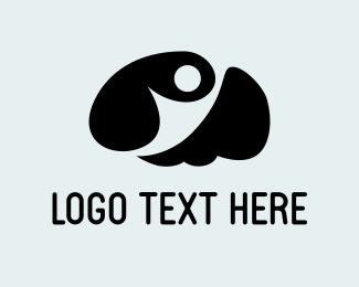 Intelligence - Smart Person logo design