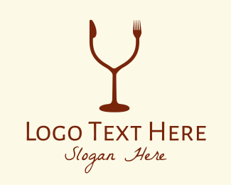 Food And Drink - Drink & Eat Restaurant logo design