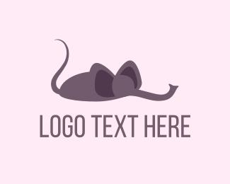 App Developer - Mouse Elephant logo design