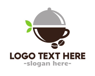 Food And Drink - Food & Coffee logo design