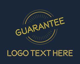 """Guarantee Seal"" by BrandCrowd"