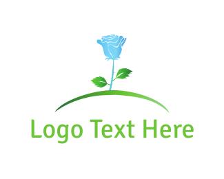 Yard - Flower Hill logo design