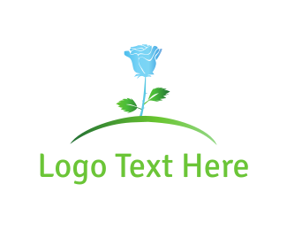 Yard - Flower Hill logo design