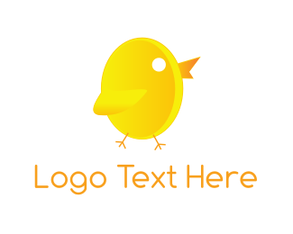 Farm - Little Chicken logo design