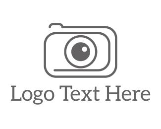 Director - Photo Clip logo design