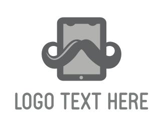 Iphone - iPadre logo design
