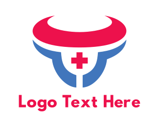 Abstract Medical Saucer Logo
