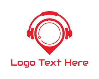 Call Center - Headset Spot logo design
