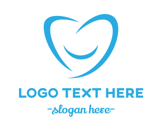 Tooth - Smiling Tooth logo design