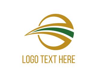Pathway - Path Circle logo design