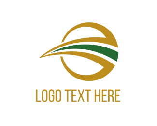 Trucking Company - Path Circle logo design