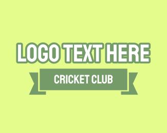 Sport - Cricket Club logo design
