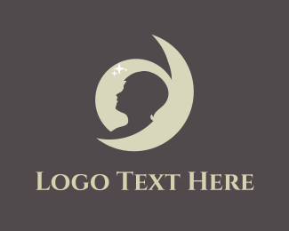 Profile - Moon Boy logo design