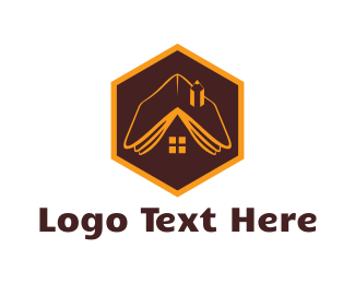 Read - Book House logo design
