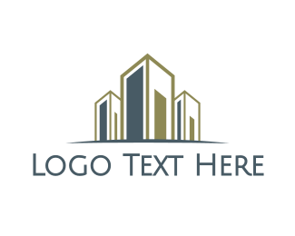Luxury - Gold City logo design
