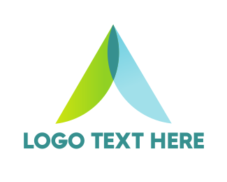 Overlap - Abstract Transparent A logo design