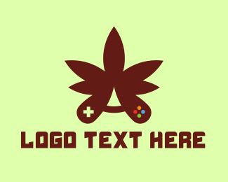 Gaming - Cannabis Gaming logo design