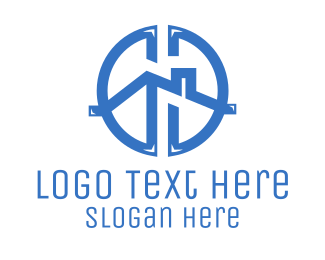 Roof - Roof Circle logo design