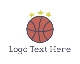 Basketball - Basketball Star logo design