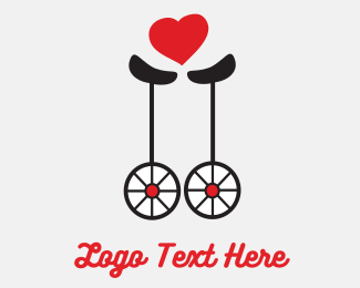 Cycle - LOVECYCLE logo design