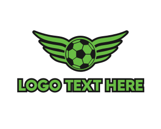 Tournament - Soccer Wing logo design