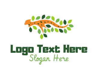 Puma - Feline Branch logo design