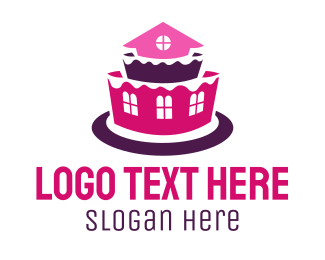 Catering - House Cake logo design
