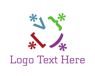 Exclamation Mark - Code Symbols logo design