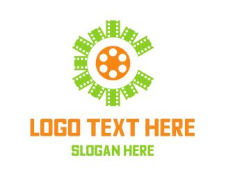 Director - Center Film logo design