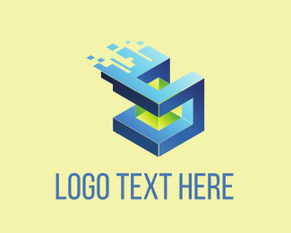 Cube Logo Designs | Make Your Own Cube Logo | Page 8