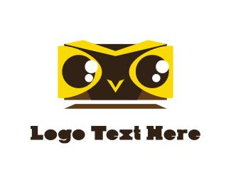 """""""Yellow Owl"""" by zayeem"""