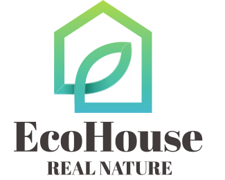 """Eco House"" by town"