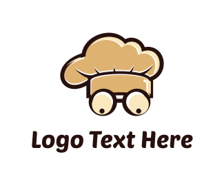 Cooking - Chef Hat logo design