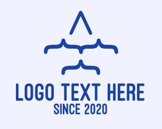 Software Developement - Plane Code logo design