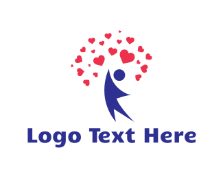 Happiness - Lovely Person logo design