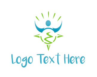 God - Global Traveller logo design