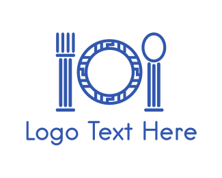 Restaurant - Greek Restaurant logo design