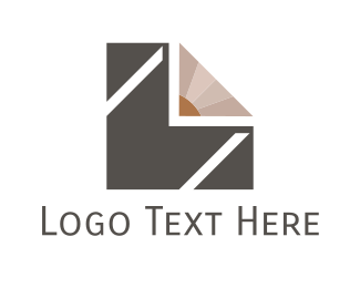 Crayon - Paper & Pencil logo design